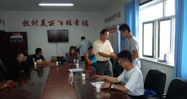 内蒙古鄂尔多斯商会助学基金会:5万元捐助10名大学生